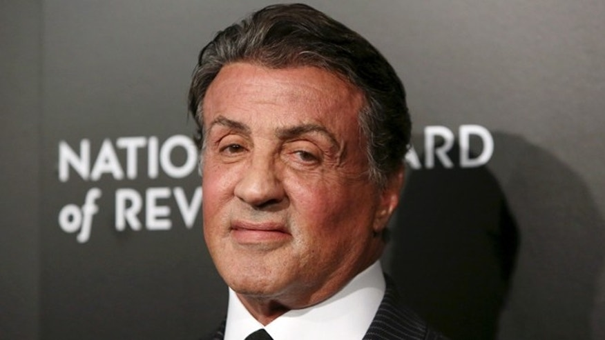 January 5, 2016. Sylvester Stallone attends The National Board of Review Gala, held to honor the 2015 award winners, in New York City.