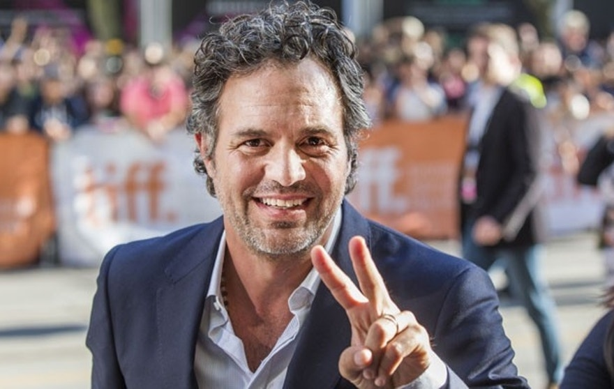 Actor Mark Ruffalo tweeted out exactly what the White House asked him to. (Reuters)