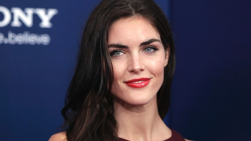 Actress Hilary Rhoda arrives at the premiere of Ides of March in New York October 5, 2011.