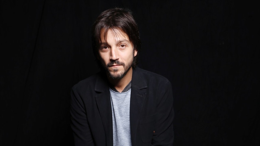 "Writer and director Diego Luna poses for a portrait to promote the film, ""Mr. Pig"", at the Toyota Mirai Music Lodge during the Sundance Film Festival on Tuesday, Jan. 26, 2016 in Park City, Utah. (Photo by Matt Sayles/Invision/AP)"
