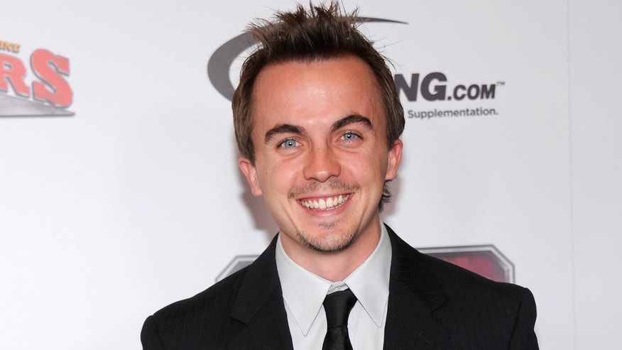 LAS VEGAS, NV - NOVEMBER 30:  Actor Frankie Muniz arrives at the Fighters Only World Mixed Martial Arts Awards 2011 at the Palms Casino Resort November 30, 2011 in Las Vegas, Nevada.  (Photo by Ethan Miller/Getty Images)