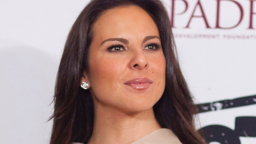 "FILE - In this July 31, 2012 file photo, actress Kate del Castillo poses during a photo call to promote the documentary Esclavos Invisibles or ""Invisible Slaves"" in Spanish, at a local movie theater in Mexico City. The Mexican actress filed a court petition seeking an injunction against any arrest related to Mexicoâs investigation of her relationship with detained drug lord Joaquin âEl Chapoâ Guzman. On Wednesday, Feb. 3, 2016, an official of the federal judiciary council confirmed del Castilloâs petition had been filed (AP Photo/Alexandre Meneghini, File)"