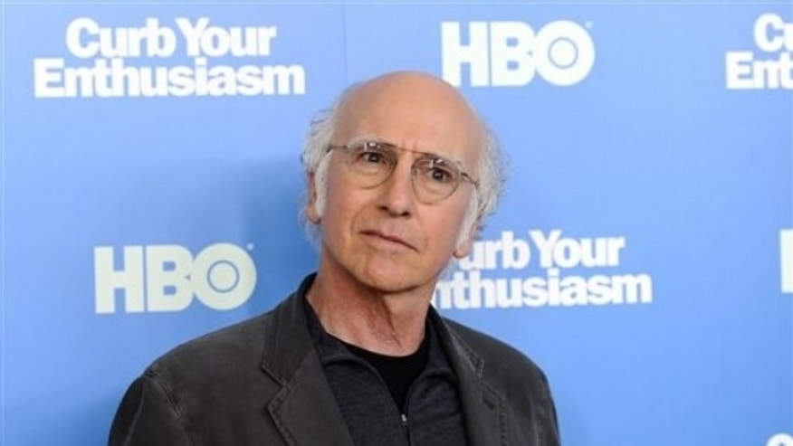 Larry David (AP)
