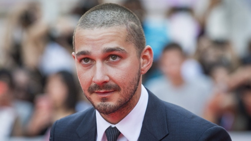 September 15, 2015. Actor Shia LaBeouf at the Toronto Film Festival.