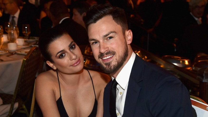 CENTURY CITY, CA - FEBRUARY 07:  Actress Lea Michele (L) and Matthew Paetz attend the 67th Annual Directors Guild Of America Awards at the Hyatt Regency Century Plaza on February 7, 2015 in Century City, California.  (Photo by Alberto E. Rodriguez/Getty Images for DGA)
