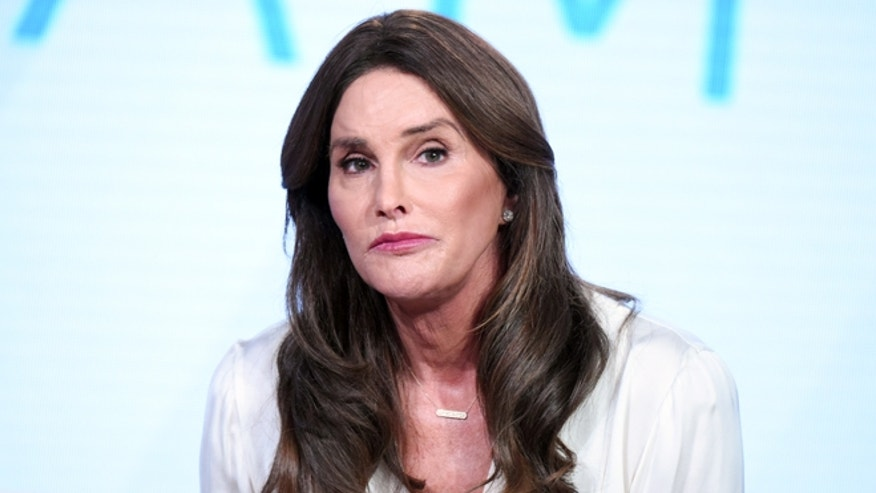 Jan. 14, 2016. Caitlyn Jenner at the NBCUniversal Winter TCA in Pasadena, Calif.