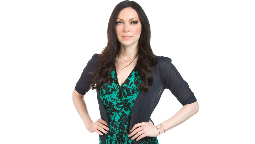 """It teaches you to get back in the kitchen,"" says Prepon of her new book."