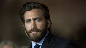 """Cast member Jake Gyllenhaal poses at the premiere of """"Everest"""" in Hollywood, California September 9, 2015. The movie opens in the U.S. on September 25. REUTERS/Mario Anzuoni - RTSEMZ"""