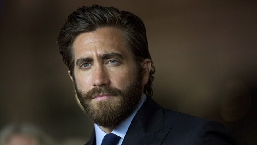 "September 9, 2015. Jake Gyllenhaal at the premiere of ""Everest"" in Hollywood."