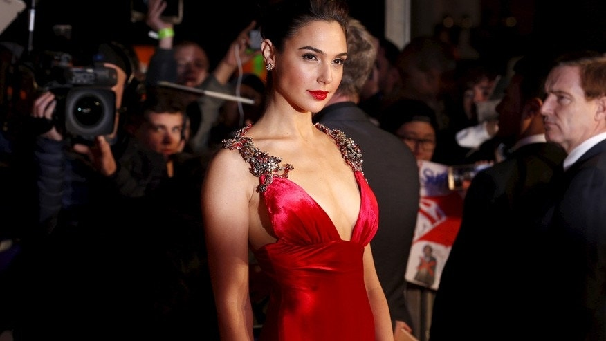 "Gal Gadot arrives for the European Premiere of ""Batman V Superman: Dawn of Justice"" in Leicester Square in London, Britain, March 22, 2016. REUTERS/Luke MacGregor - RTSBRZB"