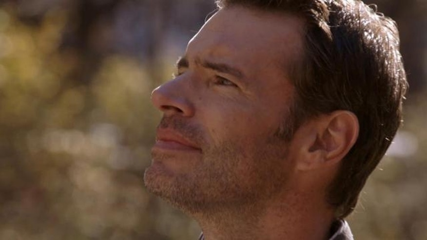 "Scott Foley on ""Who Do You Think You Are?"""