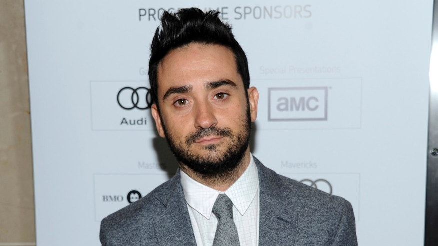 Director J.A. Bayona in a Sept. 9, 2012 file photo.