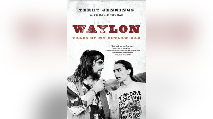 waylon terry jennings book cover