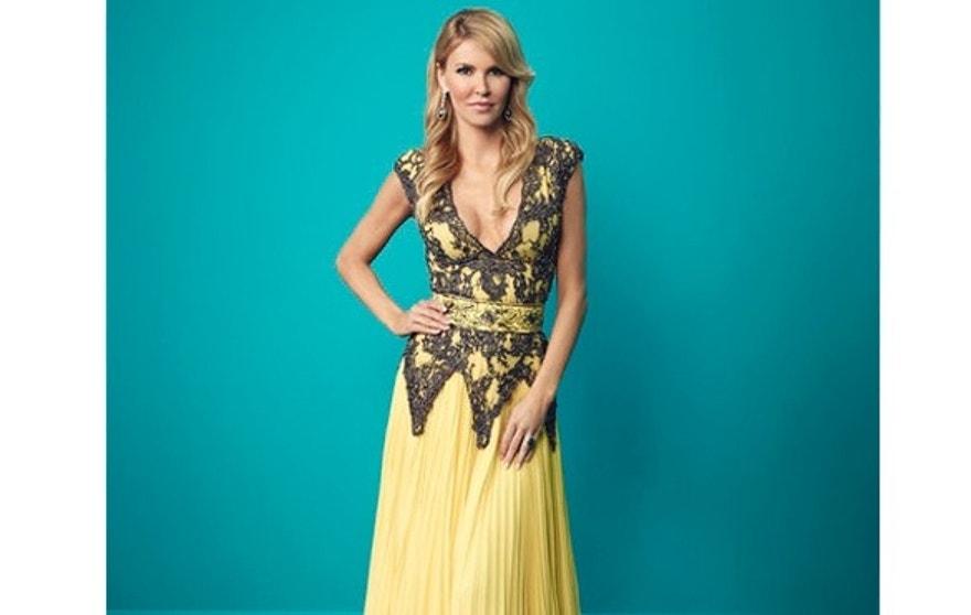 THE REAL HOUSEWIVES OF BEVERLY HILLS -- Season:7 -- Pictured: Brandi Glanville -- (Photo by: Joe Pugliese/Bravo)