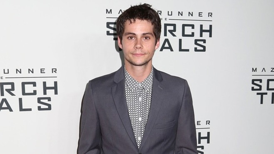 "September 15, 2015. Dylan O'Brien attends the premiere of ""Maze Runner: The Scorch Trials"" in New York."