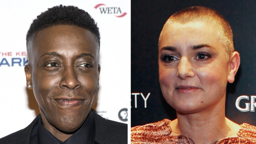 Arsenio Hall has filed a defamation lawsuit against Sinead O'Connor.