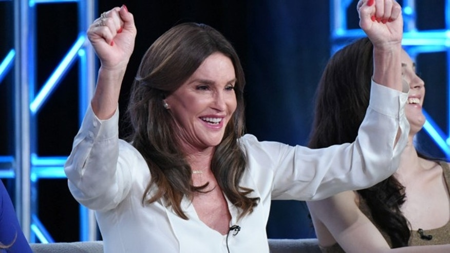 "FILE - In this Thursday, Jan. 14, 2016 file photo, Caitlyn Jenner participates in E!'s ""I Am Cait"" panel at the NBCUniversal Winter TCA, in Pasadena, Calif. On Saturday, April 2, 2015, Jill Soloway, the creator and executive producer of ""Transparent,"" said Jenner is joining the cast of the acclaimed Amazon streaming series. (Photo by Richard Shotwell/Invision/AP)"