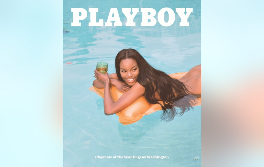 Playboy 2016 June cover handout
