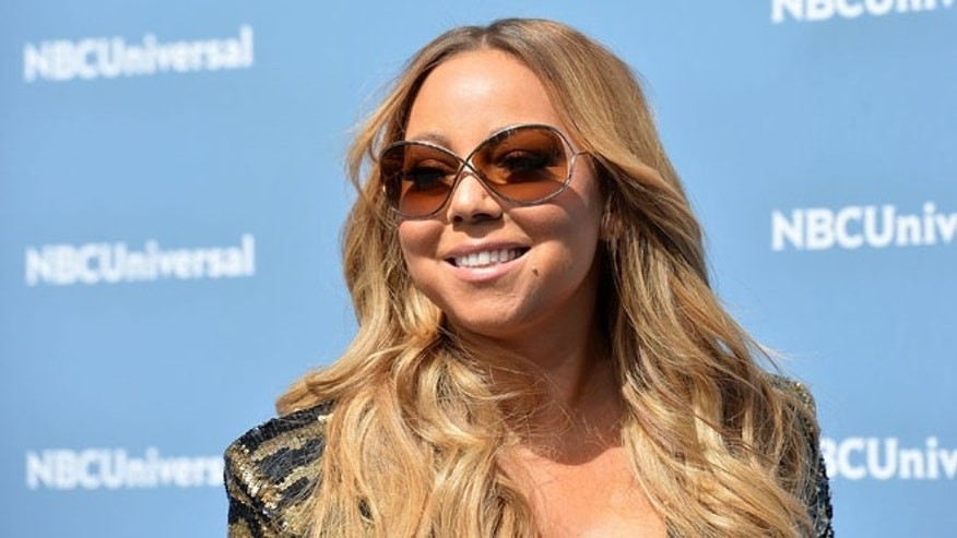 NEW YORK, NY - MAY 16:  Singer/songwriter Mariah Carey attends the NBCUniversal 2016 Upfront Presentation on May 16, 2016 in New York, New York.  (Photo by Slaven Vlasic/Getty Images)