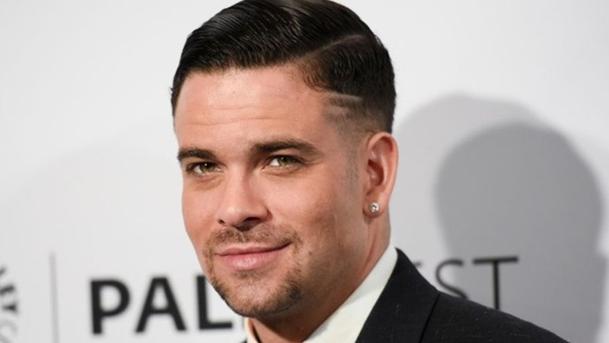 Mark Salling is shown.