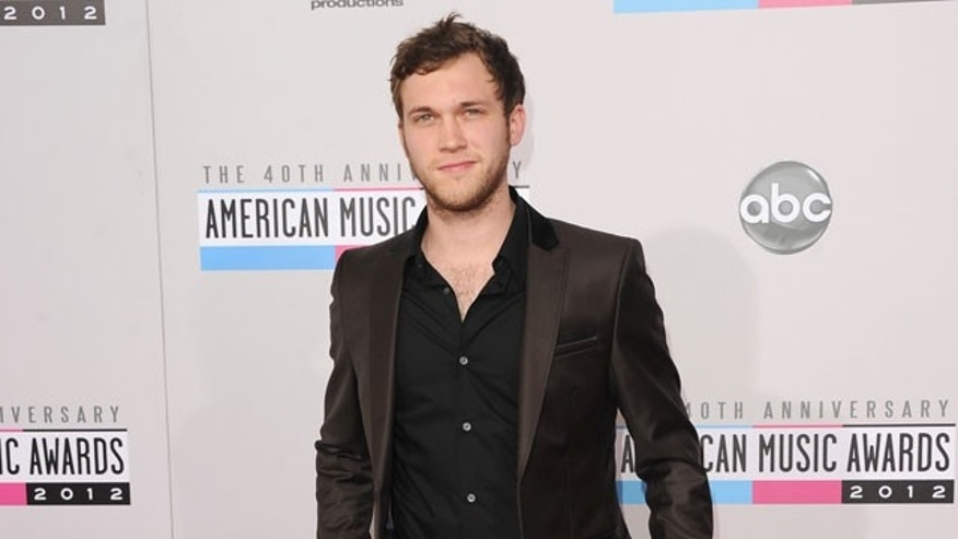 ET STORY USE ONLY phillip phillips