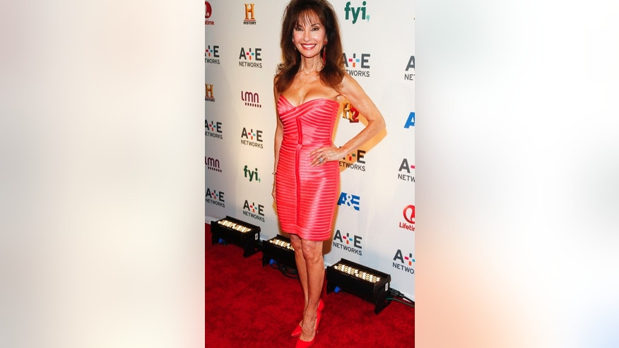 "Susan Lucci talks about her nude scenes in ""Devious Maids."""