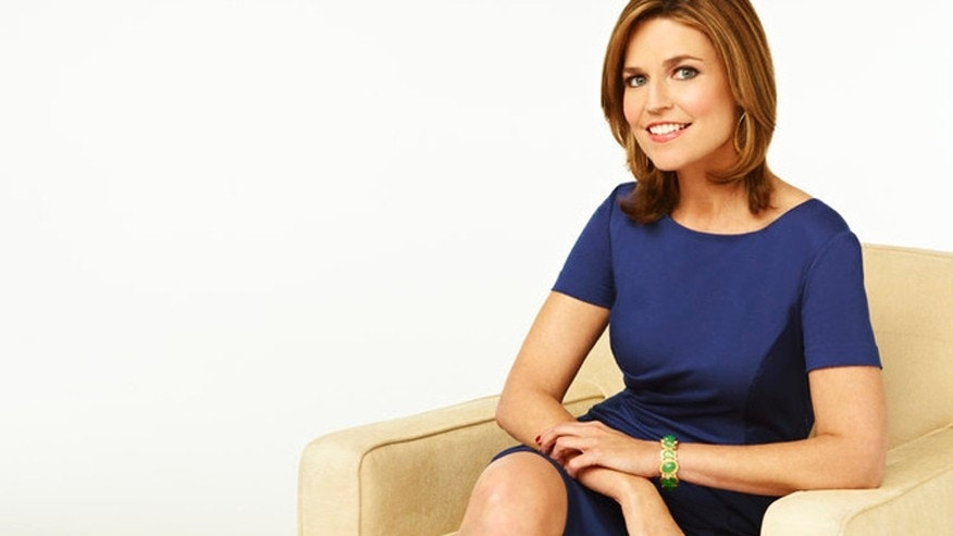 TODAY -- Season: 2012 -- Pictured: Savannah Guthrie -- (Photo by: Andrew Eccles/NBC)