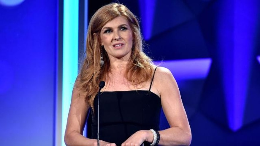 "Connie Britton is thrilled that ""Nashville"" has found a new home."