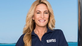 BELOW DECK -- Season:3 -- Pictured: Kate Chastain -- (Photo by: Virginia Sherwood/Bravo/NBCU Photo Bank via Getty Images)