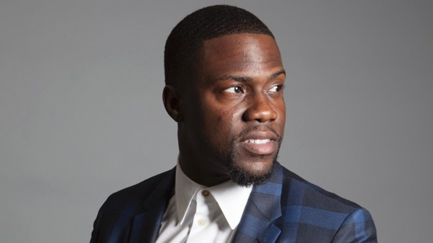 "Jan. 6, 2015. Kevin Hart poses for a portrait in the promotion of ""The Wedding Ringer"" in Los Angeles."