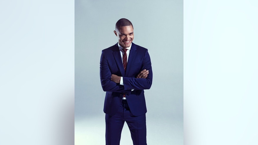 "Host of ""The Daily Show with Trevor Noah."""