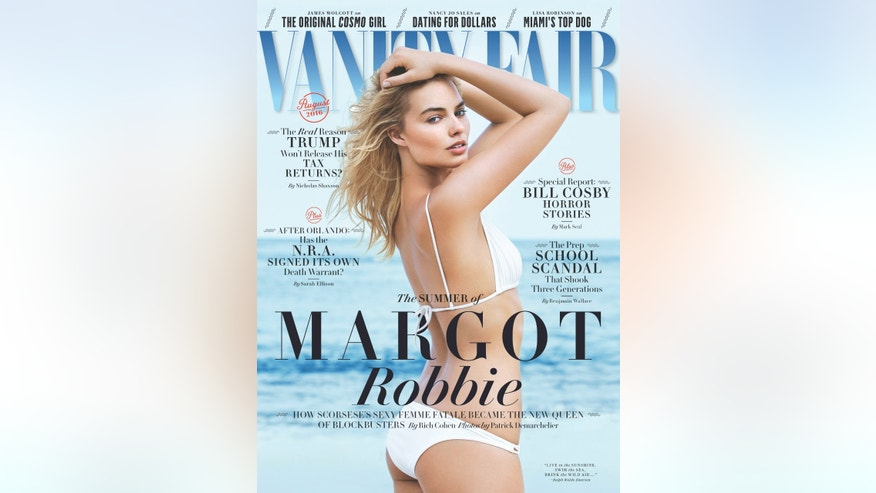 0816VF cover margot robbie