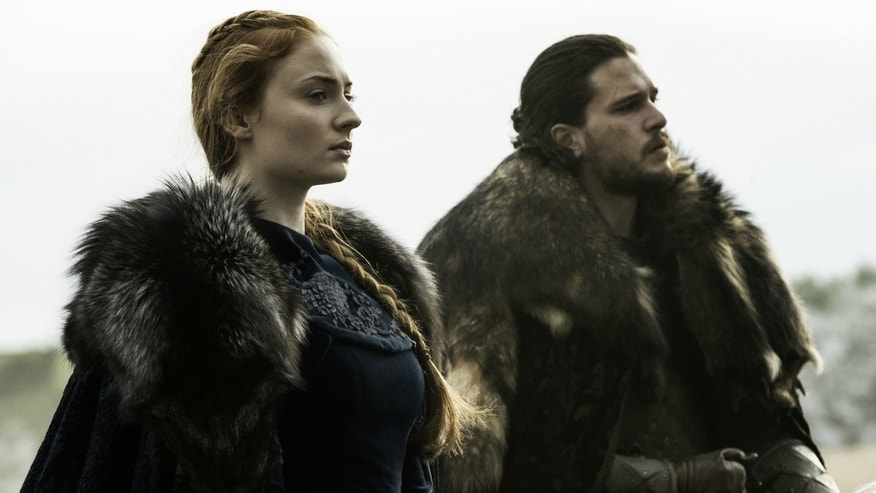 ET hbo sansa jon snow