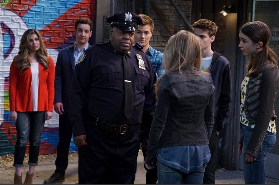 Disney's 'Girl Meets World' celebrates police officer, viewers take notice
