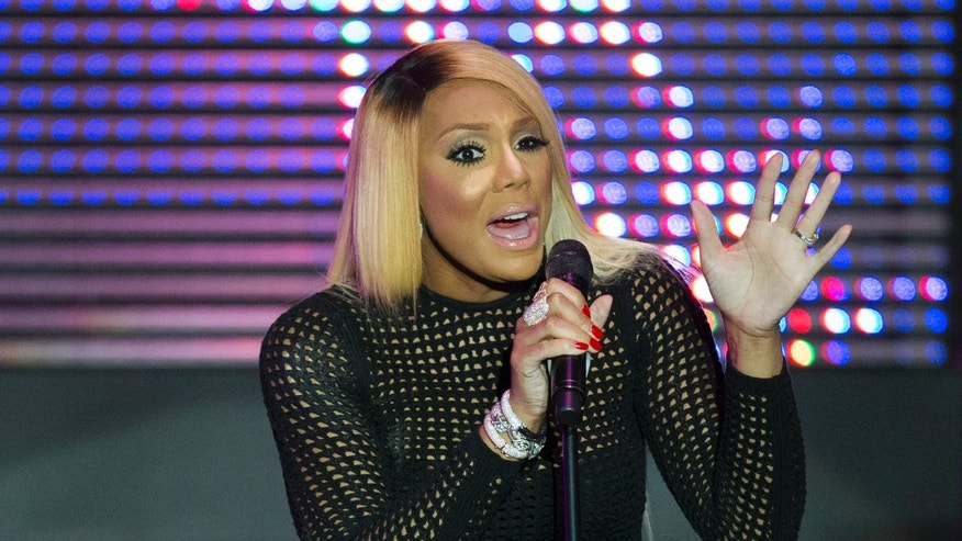 Recording artist Tamar Braxton performs at the 2014 BMI R&B/Hip-Hop Awards at The Pantages theatre in Hollywood, California August 22, 2014.