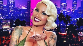 ET USE ONLY amber rose instagram