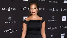 NEW YORK, NY - SEPTEMBER 16:  Ashley Graham attends the 2015 Harper's BAZAAR ICONS Event at The Plaza Hotel on September 16, 2015 in New York City.  (Photo by Jamie McCarthy/Getty Images)
