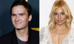 Balthazar Getty Sienna Miller reuters