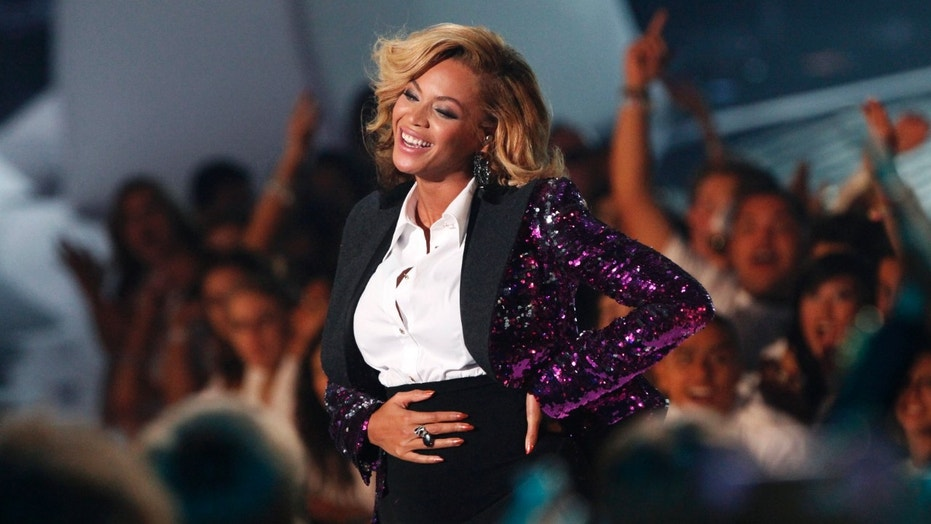 Beyonce was rumored to have faked her pregnancy.