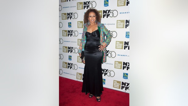 Actress Tamara Tunie attends the closing night gala screening of 'Flight' during the 50th New York Film Festival at Alice Tully Hall in New York October 14, 2012. REUTERS/Andrew Kelly (UNITED STATES - Tags: ENTERTAINMENT) - RTR395JN