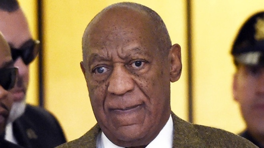 Feb. 2, 2016:  Actor and comedian Bill Cosby arrives for a court appearance in Norristown, Pa.