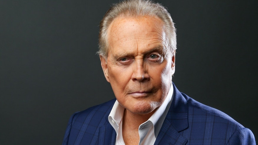 "Lee Majors, a cast member in the Starz series ""Ash vs. Evil Dead,"" poses for a portrait during the 2016 Television Critics Association Summer Press Tour at the Beverly Hilton on Monday, Aug. 1, 2016, in Beverly Hills, Calif. (Photo by Rich Fury/Invision/AP)"