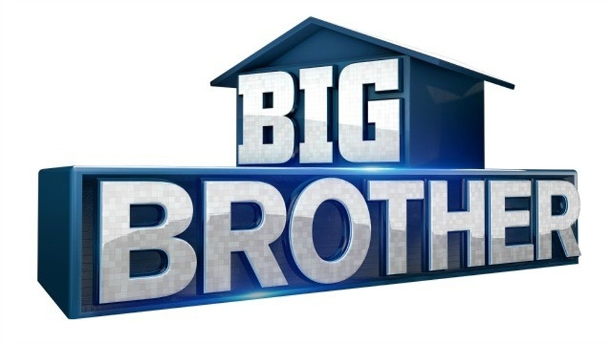 Big Brother Logo - Season 17 Big Brother 17 (©2014 CBS Broadcasting Inc. All Rights Reserved)