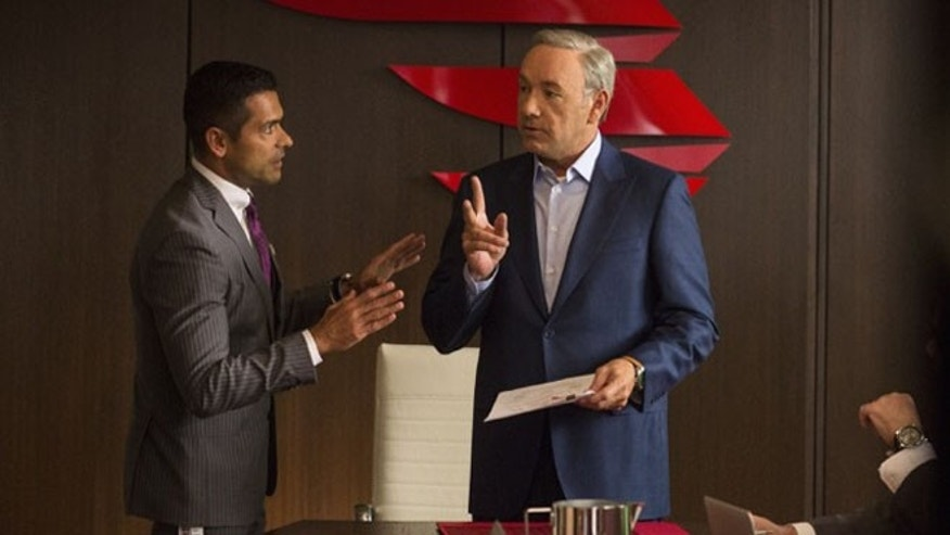 "Mark Consuelos and Kevin Spacey star in EuropaCorp's ""NINE LIVES"""
