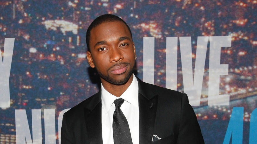 In this Feb. 15, 2015 file photo, Jay Pharoah attends the SNL 40th Anniversary Special at Rockefeller Plaza, in New York.
