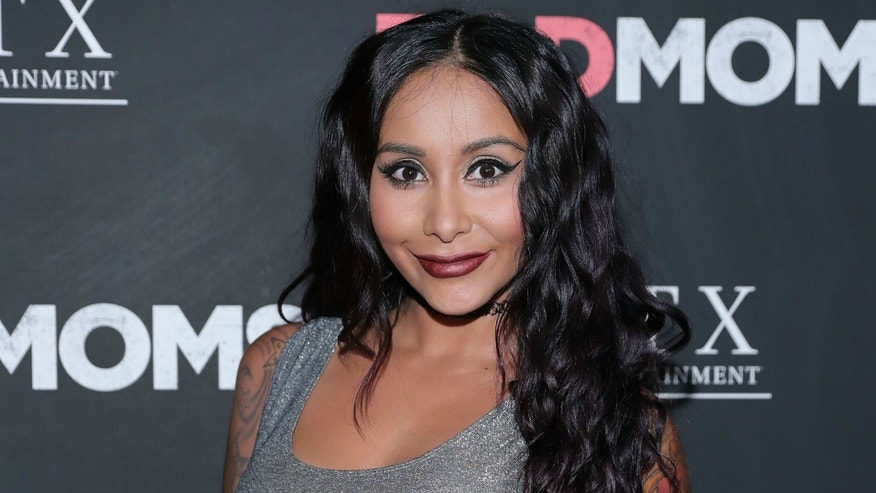 "Reality star Nicole ""Snooki"" Polizzi."