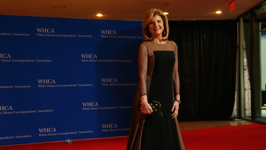 Arianna Huffington will leave The Huffington Post to focus on wellness startup