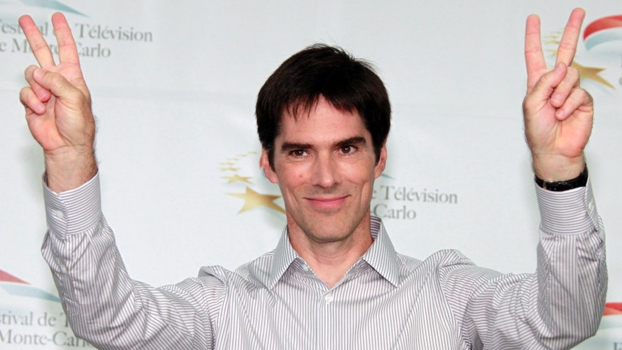 Actor Thomas Gibson who stars in the television series 'Criminal Minds' poses during a photocall at the 51st Monte Carlo television festival in Monaco June 8, 2011.