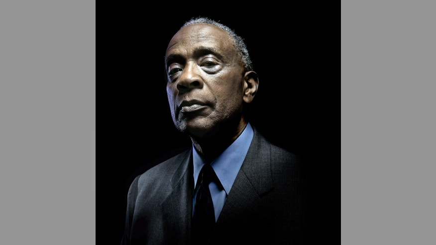 This September 2006 photo provided by SFJAZZ shows jazz vibrophonist Bobby Hutcherson in San Francisco.