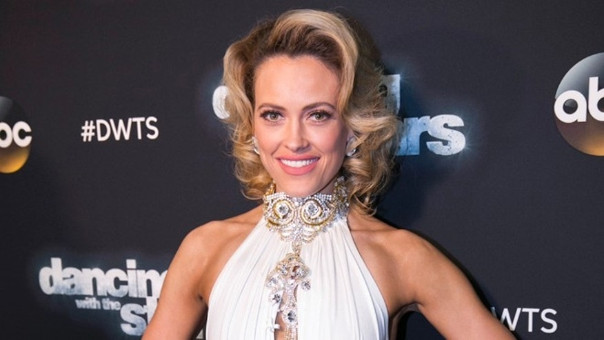 """Dancing with the Stars"" performer Peta Murgatroyd."